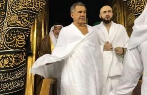 Муфтий Татарстана совершил малый хадж - умру