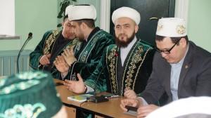 Муфтий Татарстана встретился с имамами Сабинского района