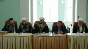 Муфтий Татарстана посетил Зеленодольский район РТ