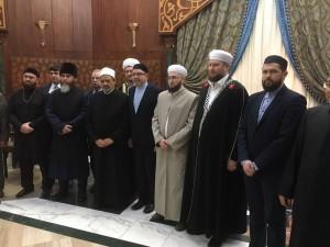 Муфтий Татарстана Камиль хазрат Самигуллин находится с рабочим визитом в Египте