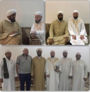 Муфтий РТ находится с рабочим визитом в Саудовской Аравии