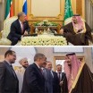Kamil hazrat Samigullin participated in the meeting of the President of RT with the King of Saudi Arabia
