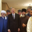 The IVth Games of Islamic solidarity were opened in Baku. The mufti of RT is among invited guests