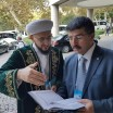 The mufti of Tatarstan takes part in the Eurasian Islamic Council