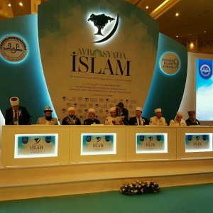 Mufti of RT represented Russia at the closing of Eurasian Islamic Council