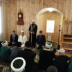 The mufti of Tatarstan took part in celebration of the 120th anniversary of a mosque in Kaybitsky district