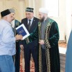"Mufti of Tatarstan in Bolgar handed over diplomas to imams who have passed the six-month course ""Recitation of the Holy Quran"""