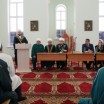 Mufti Kamil hazrat Samigullin met with imams of Drozhzhanovsky district