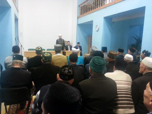 "58 imams of Buinsky district received a ""Certificate for preaching"""