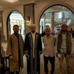 Mufti of RT met with students from Tatarstan in Turkey