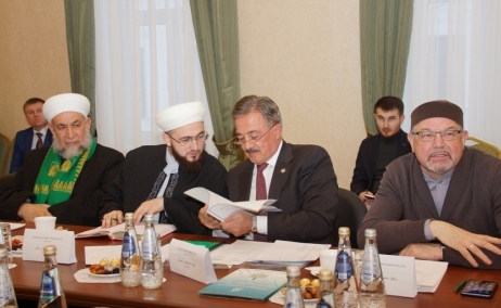 Foreign scientists in the MRB RT discussed issues of development of the Bolgarian Islamic Academy