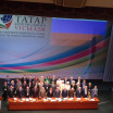 The mufti takes part in the world congress of Tatars