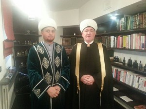 "A day in the ""Tent of Ramadan"" in Moscow was dedicated to Tatarstan"