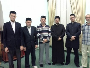 Dagvat department participated in iftar in Cheremshansky district