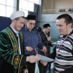 For the first time in Almetyevsk passed Muslim youth's spartakiad
