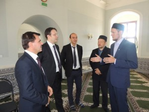 General consul of Turkey in Kazan visited Apanaevskaya mosque