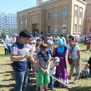"Holiday for children on ""Uraza-bayram"" will be held in the mosque ""Gailya"""
