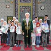 "In Almetyevsk summed up competition of drawings ""Mosque of my village"""