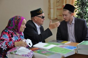 In Almetyevsk visually impaired people will be taught to read the Quran