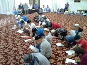 In Spassky district was held a quiz on the basics of Islam