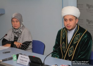 "In ""Tatar-inform"" was a conference dedicated to the Eid al-Adha"