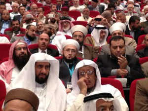 Kamil Samigullin participates in the IV session of the General Assembly of the World council of Muslim scholars in Istanbul