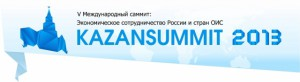 KazanSummit 2013 starts its work