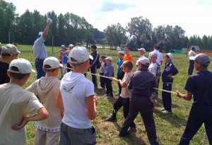 More than 100 children in Kaybitsky district had a rest in Muslim summer camps
