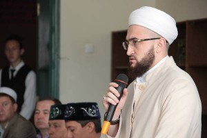 Mufti of Tatarstan made a working trip to the Almetyevsky region of Tatarstan