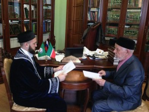 Mufti of Tatarstan held a series of meetings with imam-mukhtasibs