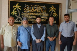 Muftiat of Tatarstan visited Talgat Tadzhutdin and Marat Kabaev