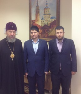 Muslims and Orthodox Christians held a joint meeting