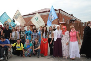 Orthodox and Muslims in Sviyazhsk discussed ways of cooperation