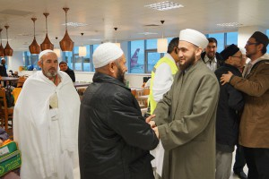 The first group of pilgrims went to Hajj from Kazan