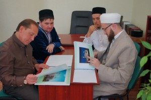 The mufti of Tatarstan made ​​a working visit to Nizhnekamsk