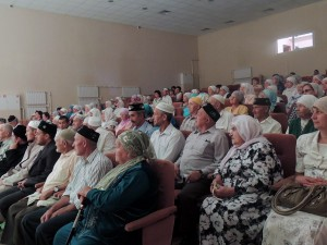 To inhabitants of the settlement Vasilyevo told about the importance of Eid al-Fitr