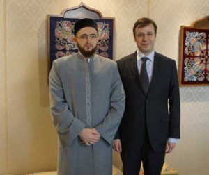 Was held the meeting of the mufti of Tatarstan with the general consul of Turkish Republic in Kazan
