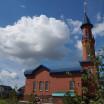 Татарстан мөфтие Олы Кабан авылында яңа мәчет ачты