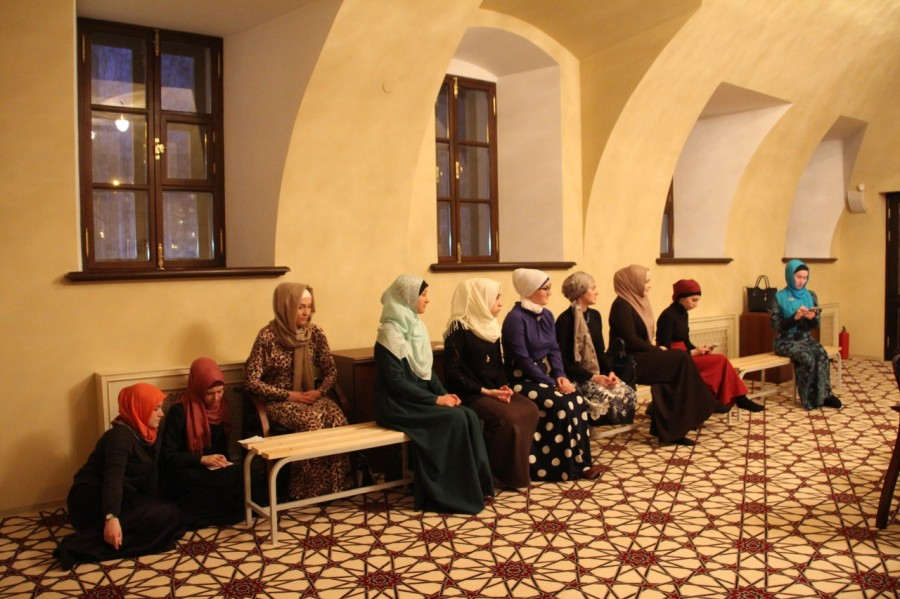 сайт знакомства исламски в москве